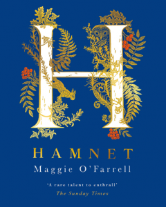 Hamnet by Maggie O'TFarrell