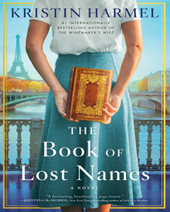The Book of Names by Kristin Harmel