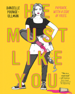 He Must Like You by Danielle Younge-Ullman
