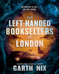 Left-handed Booksellers