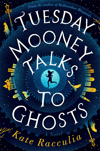 Tuesday Mooney Talks to Ghost