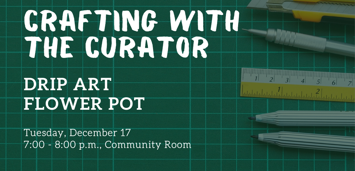 Crafting With the Curator