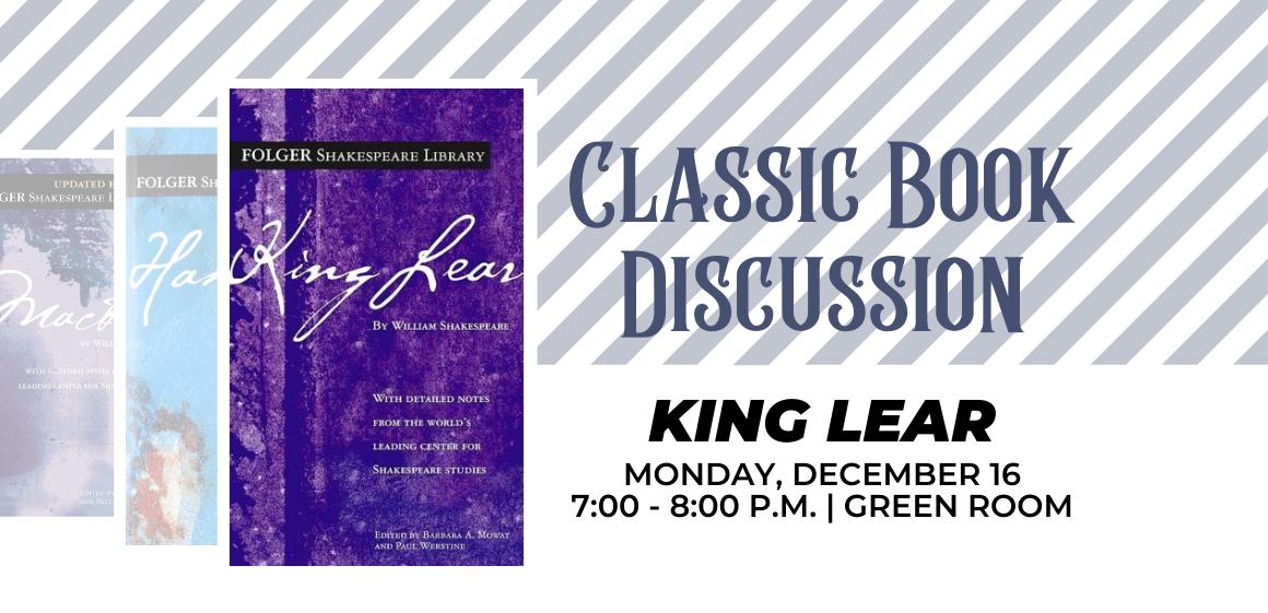 12/16 - King Lear