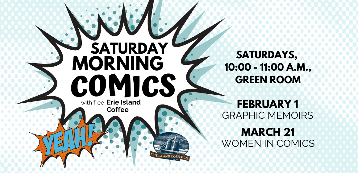 2/1 - Saturday Morning Comics