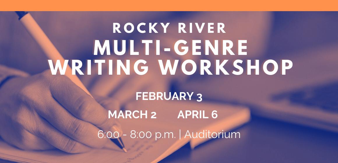 2/3 - Multi Genre Writing Workshop