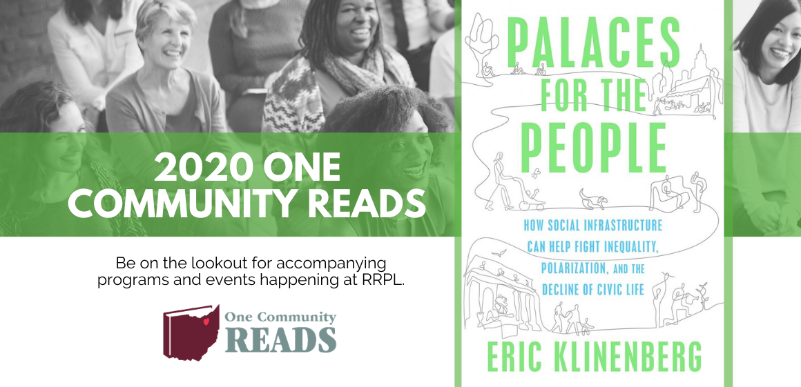 One Community Reads - Palaces for the People