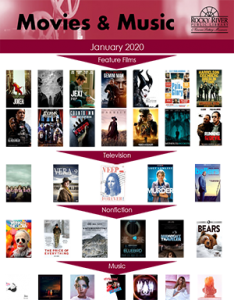 New Movies & Music -- January 2020