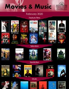 February New AV Titles