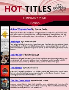 Hot Titles -- February 2020