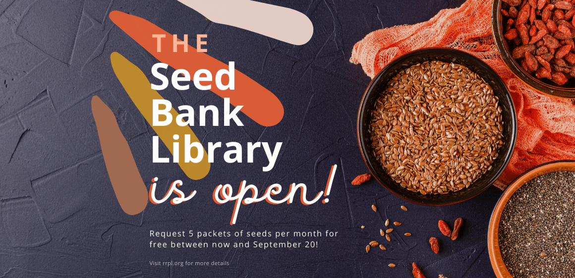 Seed Bank Library