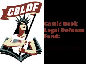 Comic book legal fund