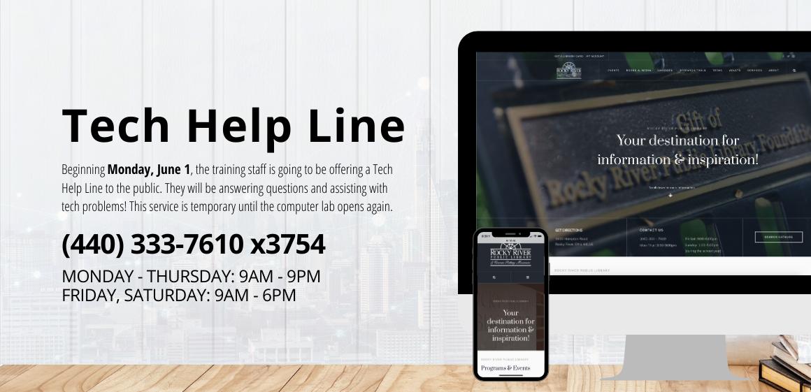 Tech Help Line