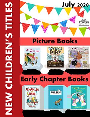 Children's New Books - July