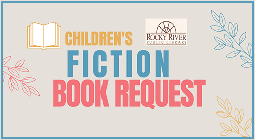 Fiction Book Request