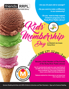 Kids Membership Form