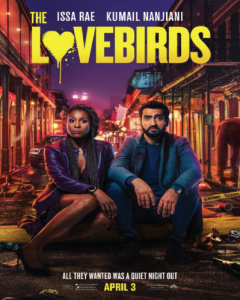 The Lovebirds Movie cover