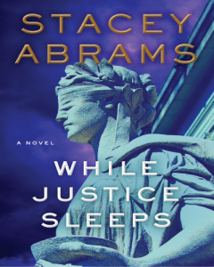 While Justice Sleep Book cover