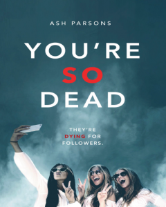 You're So Dead book cover