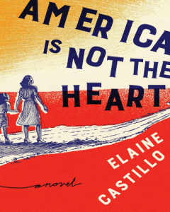 America Is Not the Heart book cover