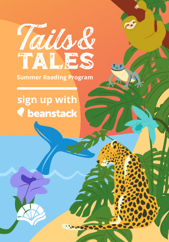Tails & Tales Summer Reading Beanstack Registration