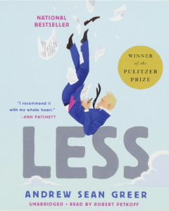 Less book cover