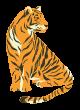 Left tiger icon