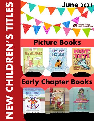 New Children's titles - June 2021