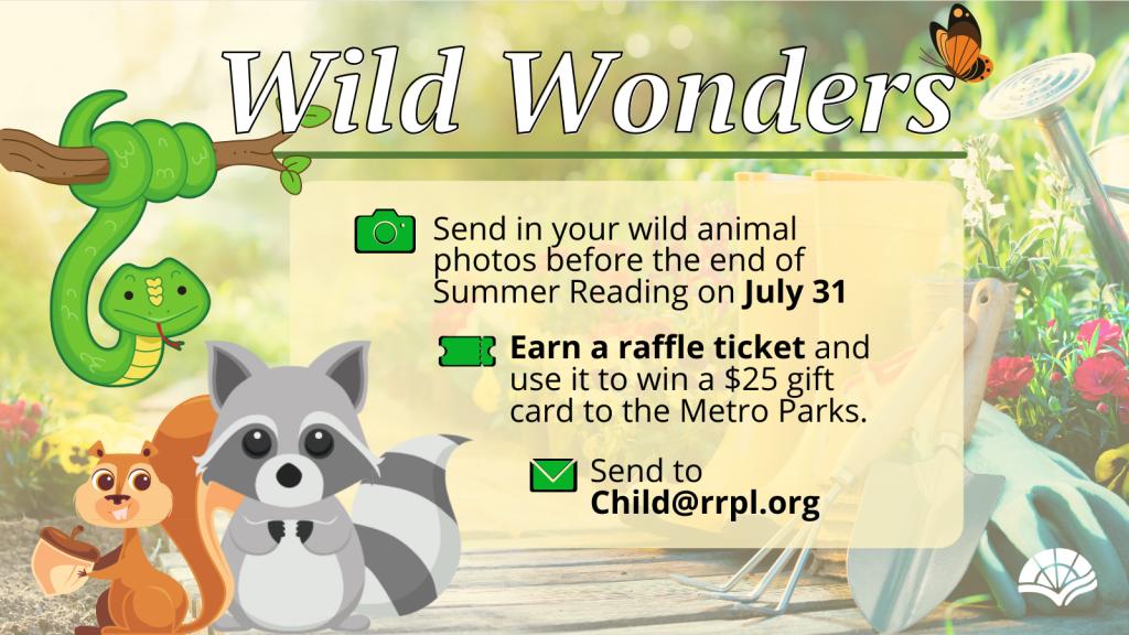 Wild Wonder Photo Challenge
