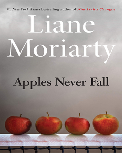 Apples Never Fall by Liane Moriarity cover