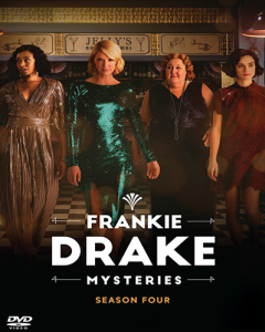Frankie Drake Mysteries Season Four cover