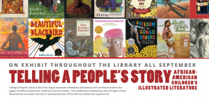 Telling A people's Story web