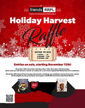 Holiday Harvest Raffle